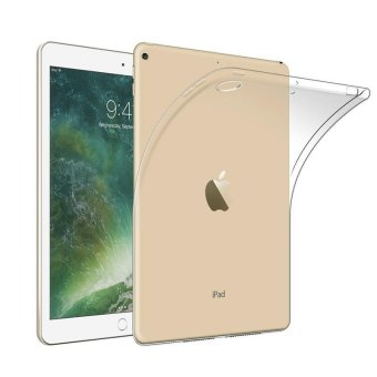 "Coque Apple iPad Pro 9.7""Case Anti-Knock Silicone Soft TPU luxury For i Pad Pro 9.7"" Transparent Protective Cover - intl Price Philippines"