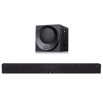 Ace BT-K008 Surround Sound Home Theater Soundbar withBluetooth(Black) Price Philippines