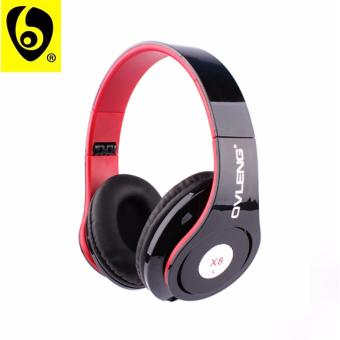 OVLENG X8 Comfortable Fit Over the Ear Headphone with mic for Smartphone and Mp3 Player Price Philippines