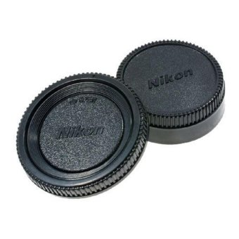 Rear & Body Cap for nikon Price Philippines