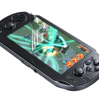 Harga Hot LCD Screen Protective Film Clear For PSVITA Playstation Vita PS VITA - intl