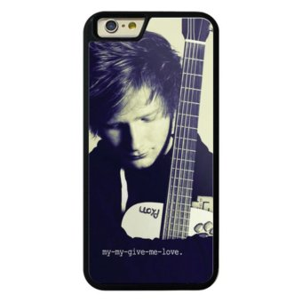Harga Phone case for iPhone 6/6s Ed Sheeran cover - intl
