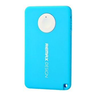 Remax Nice Shot Bluetooth Remote Camera Shutter (Blue) Price Philippines