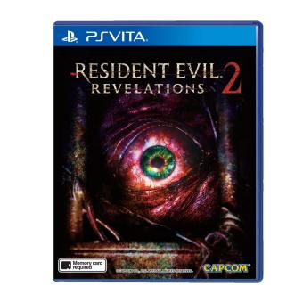 Harga Resident Evil 2 Revelation for PS Vita