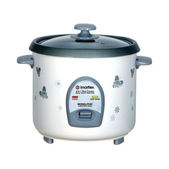 Imarflex 1.5L 4-IN-1 Rice Cooker IRC-15Q