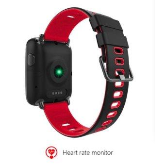 de46a462f4a ... 2017 New KINGWEAR GV68 MT2502D IP68 Waterproof Swim CallHeart Rate  Monitor Smart Watch