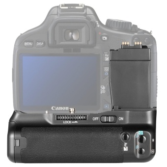 (IMPORT) EACHSHOT MK-550D Battery Grip for Canon 550D 600D 650D 700D T5i T4i T3i T2i As BG-E8 - intl