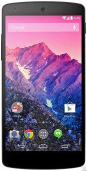 (IMPORTED) LG Nexus 5 LTE 16GB Black