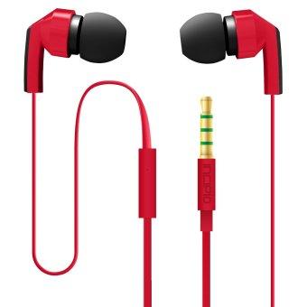 Incipio F80 In-Ear Headphone (Red/Black) - picture 2