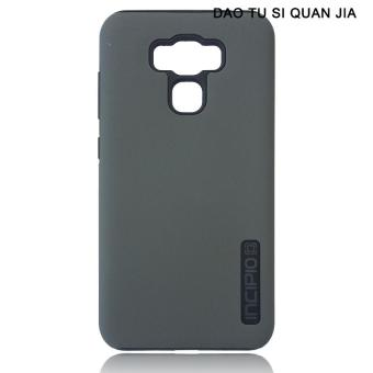 Incipio Silicone / TPU Back Case for Asus Zenfone 3 Max ZC553KL(Grey)