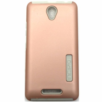 Incipio TPU Back Case Cover for Lenovo A5000 (Rosegold)