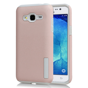 Incipio TPU Back Case Cover for Samsung Galaxy J3 2016 (Rose Gold)