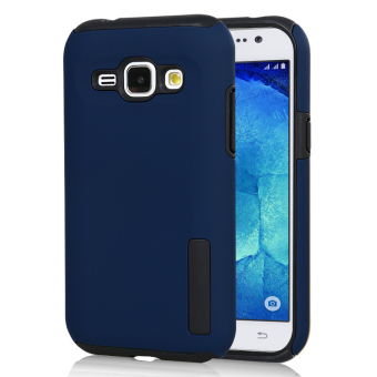 Incipio TPU Back Case Cover for Samsung Galaxy J3 (Dark Blue)
