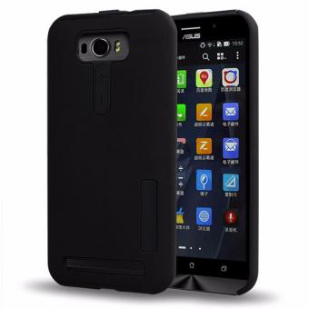 Incipio TPU Back Case Cover , hardshell case with impact absorbingcore for ASUS ZENFONE SELFIE (BLACK)