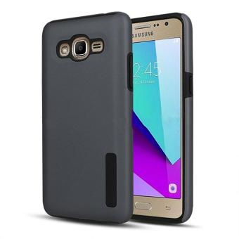 Incipio TPU Back Case Cover , hardshell case with impact absorbingcore for Samsung Galaxy J2 PRIME (grey)