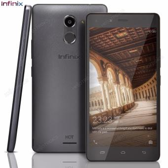 Infinix Hot 4 Pro X556 16GB ROM 2GB RAM (Anthracite Gray)
