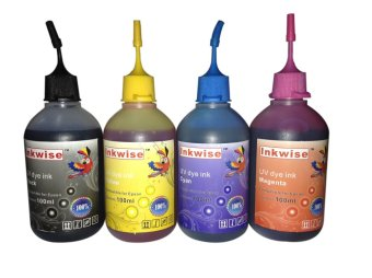 Inkwise Premium Dye Ink Set for Epson Printer