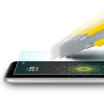 Invisible Defender Tempered Glass [0.18mm] The Ultimate ClearShield Screen Protector for LG G5 - 5
