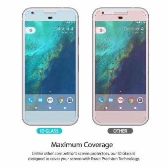 Invisible Defender Tempered Glass [0.33mm] The Ultimate ClearShield Screen Protector for Google Pixel - 3