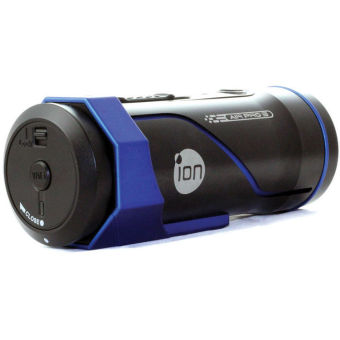 ION Air Pro 3 12MP Action Sports Camera (Black/Blue) - picture 2
