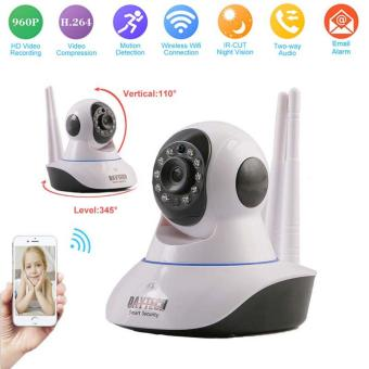 IP Camera Wireless Home Security Camera CCTV Network Pan Tilt TwoWay Audio IR Cut Night Vision 960P