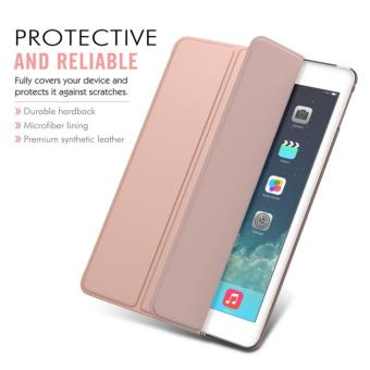 iPad Air Case Slim-Fit Smart Case Cover for Apple iPad Air iPad 5 with Auto Sleep/Wake Feature - intl - 3