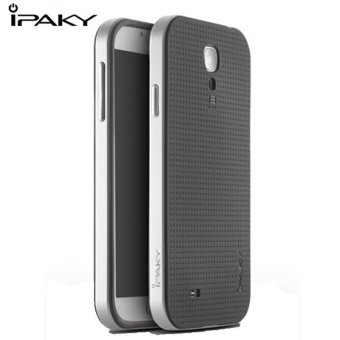 IPAKY Original TPU Hybrid Phone case for Samsung galaxy S6 edge PCFrame & Silicon Back Cover for Galaxy S4 S5 S6 / S6 edge case -intl