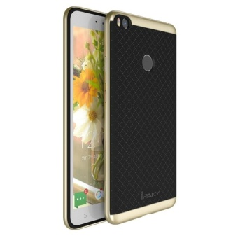 iPaky Slim TPU+PC Shockproof Hybrid Case for Xiaomi Mi Max 2 (gold)