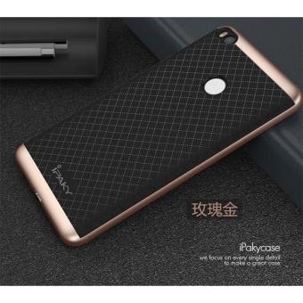 iPaky Slim TPU+PC Shockproof Hybrid Case for Xiaomi Mi Max 2 (rosegold) - 2