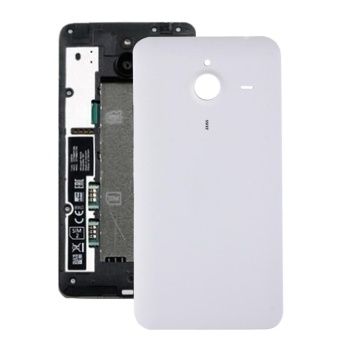IPartsBuy For Microsoft Lumia 640 XL Battery Back Cover(White) -intl