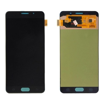 IPartsBuy For Samsung Galaxy A7 (2016) / A710F Original LCD Display+ Touch Screen Digitizer Assembly(Black) - intl