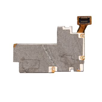 IPartsBuy For Samsung Galaxy Note II / N7105 SIM and SD Card Reader Contact Flex Cable - 2