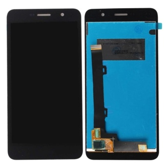 IPartsBuy Huawei Enjoy 5 / Y6 Pro LCD Screen + Touch ScreenDigitizer Assembly(Black) - intl