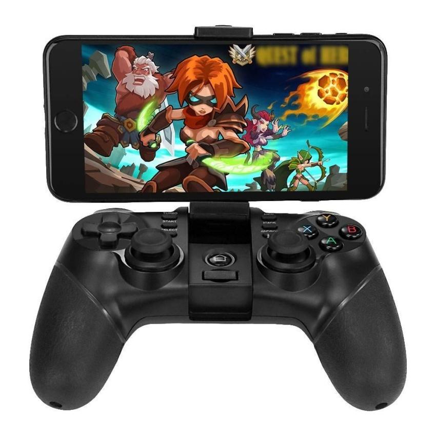 Ipega The Phantom Shox Blaster Bluetooth Gun Gamepad For Smartphone Pg 9057 Hitam - Daftar Harga