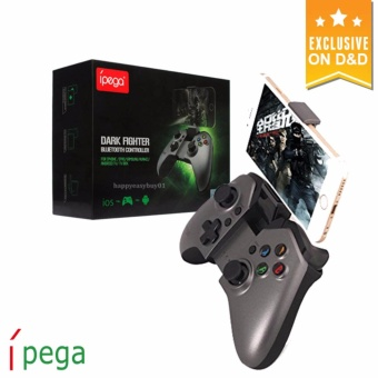 iPega PG-9062S Dark Fighter Wireless Bluetooth Portable GamepadGame Controller