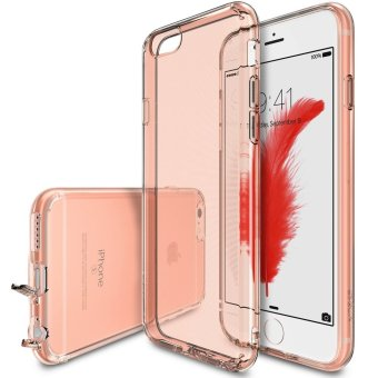 iPhone 6S Plus/6 Plus Case Ringke AIR Ultra-Thin TPU ProtectiveCase (Rose Gold) Price Philippines
