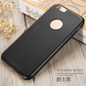 Iphone6/I6 drop-resistant ultra-thin leather cover phone case