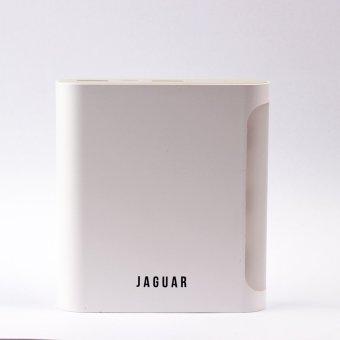 Jaguar 10050mah Power Bank with Built-In Flashlight (White)