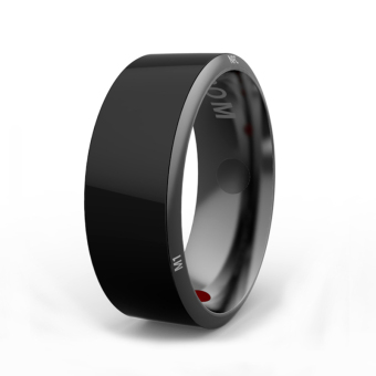 JAKCOM R3 Smart Ring Waterproof Program lock NFC Electronics CNCMetal Wearable Mini Magic Ring for iPhone Samsung Smartphone Size 7 Price Philippines
