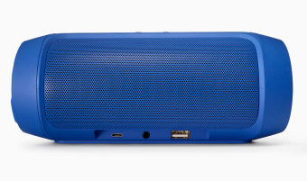 JBL Charge 2 Plus Portable Bluetooth Speaker (Blue) - picture 3
