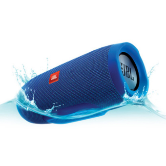 JBL Charge 3 - Portable Bluetooth speaker -Blue
