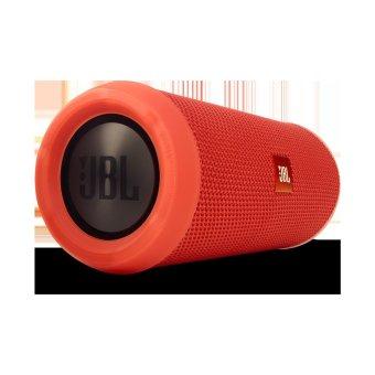 JBL Flip 3 Rechargeable Portable Wireless Speaker (Orange) - picture 2