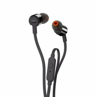 JBL T210 In-ear Headphones (Black)