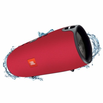 JBL Xtreme Portable Bluetooth Speaker (Red)