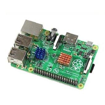 JBtek Raspberry Pi Heatsink Copper and Aluminum - 2