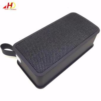 JC200 Portable Wireless Bluetooth Speaker Support FM Radio And Hands Free Calling Outdoor Speaker (Black) - 3