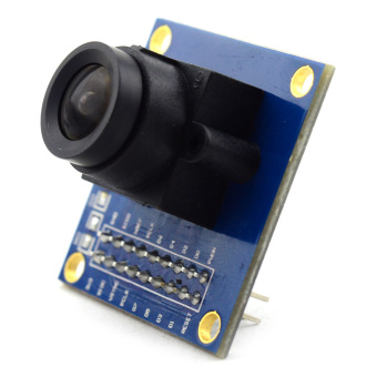 Jtron OV7670 300KP VGA Camera Module for Arduino - (Works withOfficial Arduino Boards)