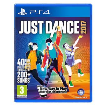 JUST DANCE 2017 PS4 GAME R3,R1 MINT CONDITION