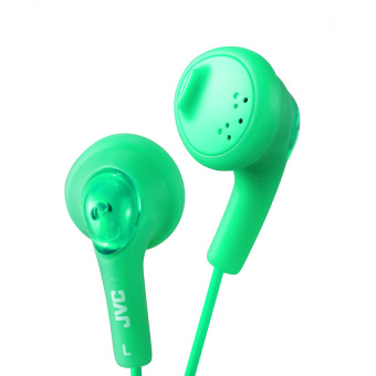 JVC HA-F160-A In-Ear Headphone (Green)