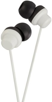 JVC HA-FX8 In-Ear Headphone (White)